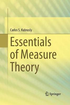 Essentials of Measure Theory (Paperback)
