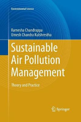 Sustainable Air Pollution Management: Theory and Practice - Environmental Science (Paperback)