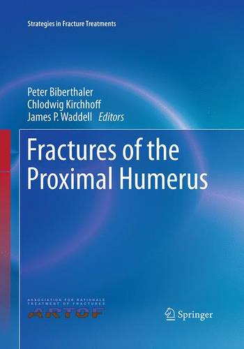 Fractures of the Proximal Humerus - Strategies in Fracture Treatments (Paperback)
