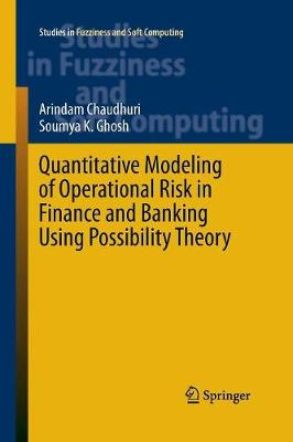 Quantitative Modeling of Operational Risk in Finance and Banking Using Possibility Theory - Studies in Fuzziness and Soft Computing 331 (Paperback)