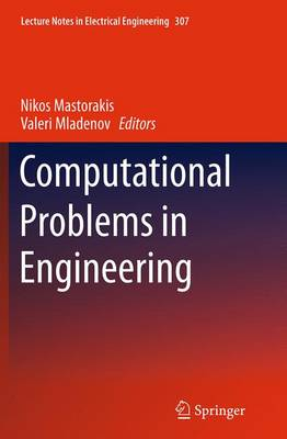 Computational Problems in Engineering - Lecture Notes in Electrical Engineering 307 (Paperback)