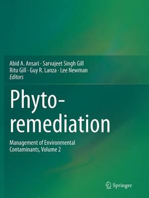 Phytoremediation: Management of Environmental Contaminants, Volume 2 (Paperback)