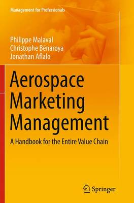 Aerospace Marketing Management: A Handbook for the Entire Value Chain - Management for Professionals (Paperback)