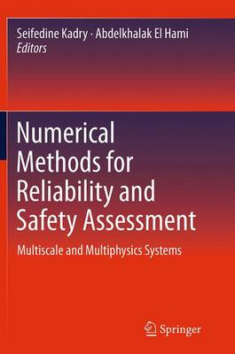 Numerical Methods for Reliability and Safety Assessment: Multiscale and Multiphysics  Systems (Paperback)