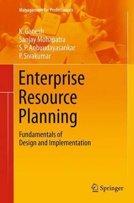 Enterprise Resource Planning: Fundamentals of Design and Implementation - Management for Professionals (Paperback)