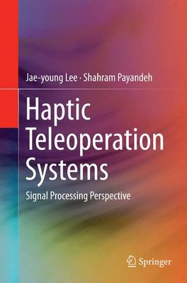 Haptic Teleoperation Systems: Signal Processing Perspective (Paperback)