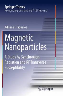 Magnetic Nanoparticles: A Study by Synchrotron Radiation and RF Transverse Susceptibility - Springer Theses (Paperback)