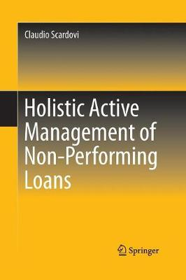 Holistic Active Management of Non-Performing Loans (Paperback)