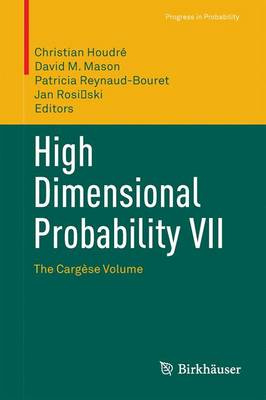 High Dimensional Probability VII: The Cargese Volume - Progress in Probability 71 (Hardback)