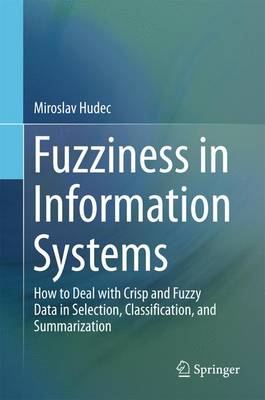 Fuzziness in Information Systems: How to Deal with Crisp and Fuzzy Data in Selection, Classification, and Summarization (Hardback)