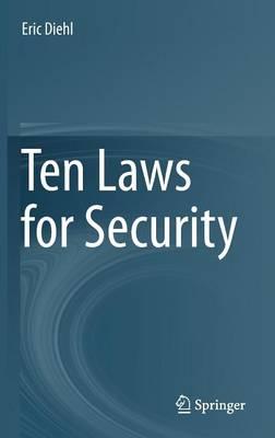 Ten Laws for Security (Hardback)