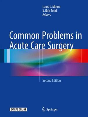 Common Problems in Acute Care Surgery (Hardback)
