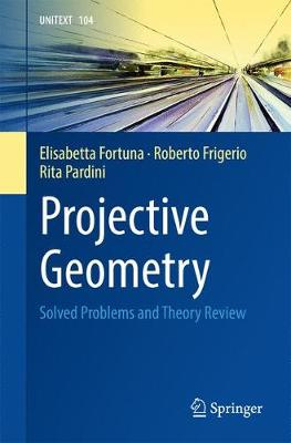 Projective Geometry 2017: Solved Problems and Theory Review - UNITEXT 104 (Paperback)