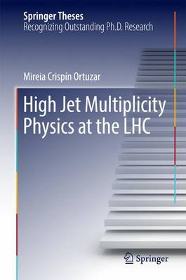 High Jet Multiplicity Physics at the LHC - Springer Theses (Hardback)