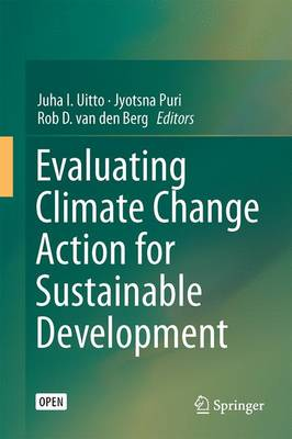 Evaluating Climate Change Action for Sustainable Development (Hardback)