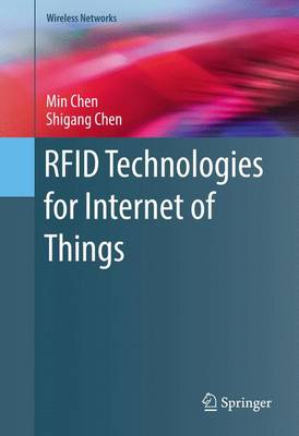 RFID Technologies for Internet of Things - Wireless Networks (Hardback)