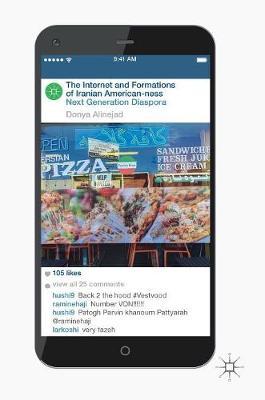 The Internet and Formations of Iranian American-ness: Next Generation Diaspora (Hardback)