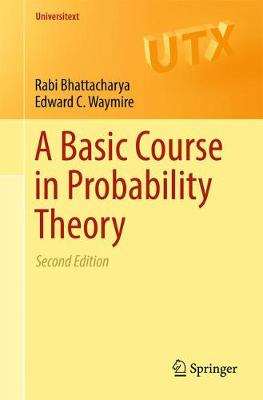 A Basic Course in Probability Theory - Universitext (Paperback)