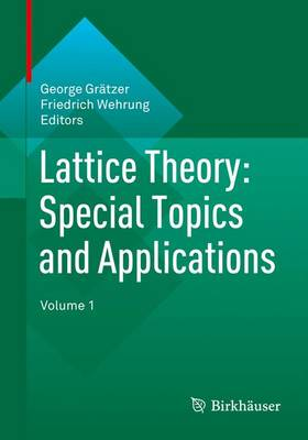 Lattice Theory: Set (Paperback)