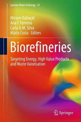 Biorefineries: Targeting Energy, High Value Products and Waste Valorisation - Lecture Notes in Energy 57 (Hardback)