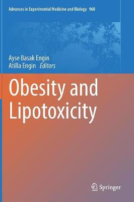 Obesity and Lipotoxicity - Advances in Experimental Medicine and Biology 960 (Hardback)