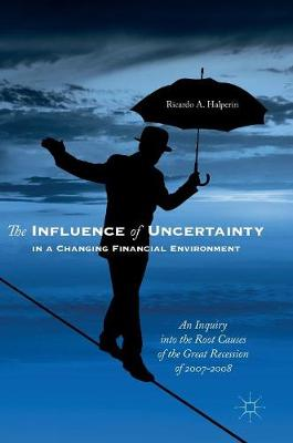 The Influence of Uncertainty in a Changing Financial Environment: An Inquiry into the Root Causes of the Great Recession of 2007-2008 (Hardback)