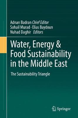 Water, Energy & Food Sustainability in the Middle East: The Sustainability Triangle (Hardback)