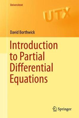 Introduction to Partial Differential Equations - Universitext (Hardback)