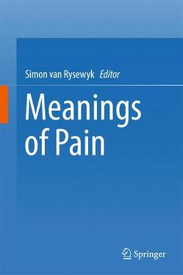 Meanings of Pain (Hardback)