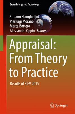 Appraisal: From Theory to Practice: Results of SIEV 2015 - Green Energy and Technology (Hardback)