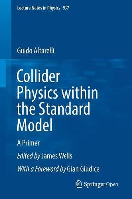 Collider Physics within the Standard Model: A Primer - Lecture Notes in Physics 937 (Paperback)