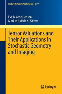 Tensor Valuations and Their Applications in Stochastic Geometry and Imaging - Lecture Notes in Mathematics 2177 (Paperback)