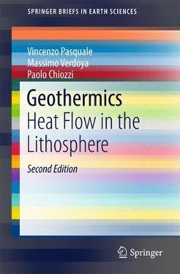 Geothermics: Heat Flow in the Lithosphere - SpringerBriefs in Earth Sciences (Paperback)