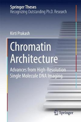 Chromatin Architecture: Advances From High-resolution Single Molecule DNA Imaging - Springer Theses (Hardback)