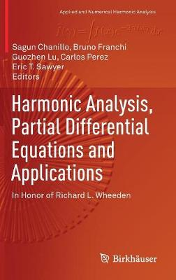 Harmonic Analysis, Partial Differential Equations and Applications: In Honor of Richard L. Wheeden - Applied and Numerical Harmonic Analysis (Hardback)
