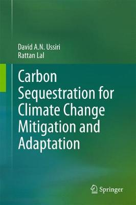 Carbon Sequestration for Climate Change Mitigation and Adaptation (Hardback)