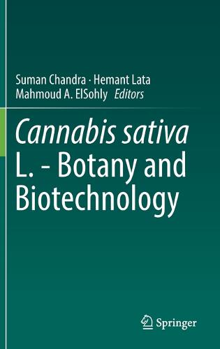Cannabis sativa L. - Botany and Biotechnology (Hardback)