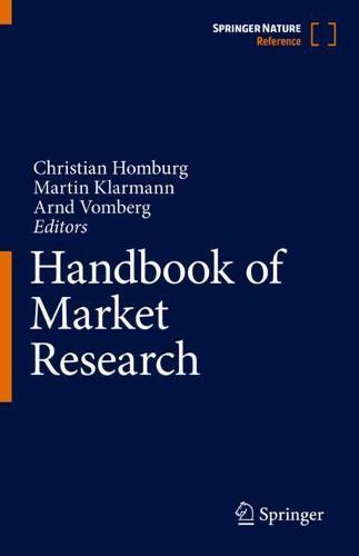 Handbook of Market Research (Hardback)