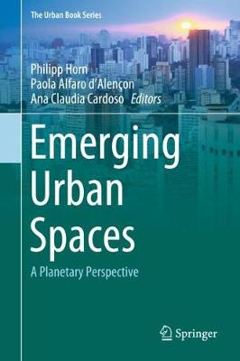 Emerging Urban Spaces: A Planetary Perspective - The Urban Book Series (Hardback)