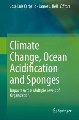 Climate Change, Ocean Acidification and Sponges: Impacts Across Multiple Levels of Organization (Hardback)