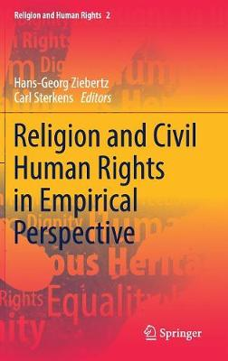 Religion and Civil Human Rights in Empirical Perspective - Religion and Human Rights 2 (Hardback)