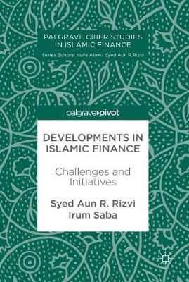 Developments in Islamic Finance: Challenges and Initiatives - Palgrave CIBFR Studies in Islamic Finance (Hardback)