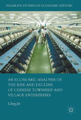 An Economic Analysis of the Rise and Decline of Chinese Township and Village Enterprises - Palgrave Studies in Economic History (Hardback)