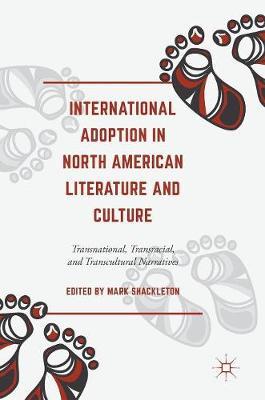 International Adoption in North American Literature and Culture: Transnational, Transracial and Transcultural Narratives (Hardback)