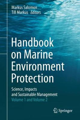 Cover Handbook on Marine Environment Protection: Science, Impacts and Sustainable Management