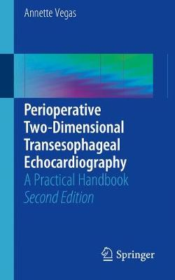 Cover Perioperative Two-Dimensional Transesophageal Echocardiography: A Practical Handbook