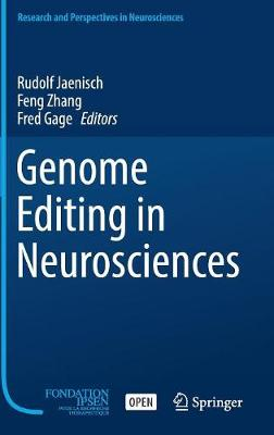 Cover Genome Editing in Neurosciences - Research and Perspectives in Neurosciences