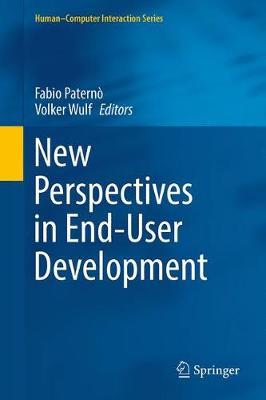New Perspectives in End-User Development (Hardback)