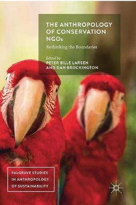 The Anthropology of Conservation NGOs: Rethinking the Boundaries - Palgrave Studies in Anthropology of Sustainability (Hardback)