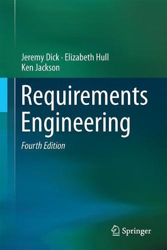 Requirements Engineering (Hardback)